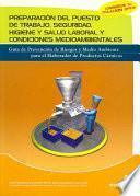 Libro de Preparación Del Puesto De Trabajo, Seguridad, Higiene Y Salud Laboral Y Condiciones Medioambientales