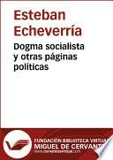 Libro de Dogma Socialista