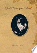 Libro de La Mujer Que Amé
