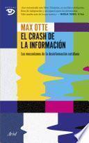 Libro de El Crash De La Información