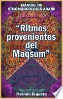 Libro de Ritmos Provenientes Del Maqsum