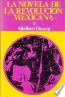 Libro de La Novela De La Revolución Mexicana