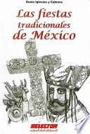 Libro de Las Fiestas Tradicionales De México