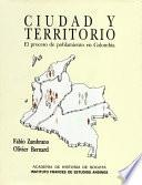 Libro de Ciudad Y Territorio