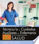 Libro de Técnico/a En Cuidados Auxiliares De Enfermería. Servicio Aragonés De Salud. Salud. Temario Y Test Común
