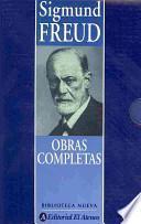 Libro de Obras Completas De Sigmund Freud