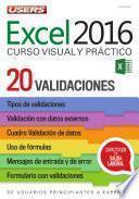 Libro de Excel 2016 – Validaciones