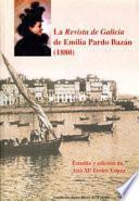 Libro de La Revista De Galicia De Emilia Pardo Bazán(1880)