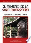 Libro de El Misterio De La Casa Abandonada