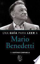 Libro de Una Guía Para Leer A Mario Benedetti