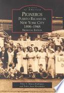 Libro de Pioneros