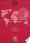 Libro de Financial Liberalisation In Asia