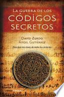 Libro de La Guerra De Los Códigos Secretos