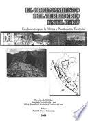 Libro de El Ordenamiento Del Territorio En El Perú