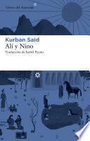 Libro de Alí Y Nino