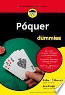 Libro de Póquer Para Dummies