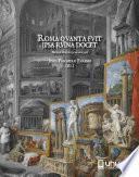 Libro de Roma Qvanta Fvit Ipsa Rvina Docet