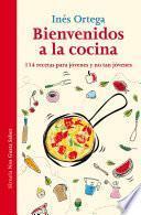 Libro de Bienvenidos A La Cocina