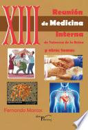 Libro de Xiii Reunión De Medicina Interna De Talavera De La Reina Y Otros Temas
