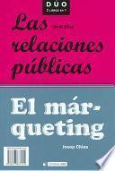 Libro de Las Relaciones Públicas Y El Márqueting
