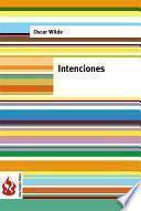 Libro de Intenciones (low Cost). Edición Limitada