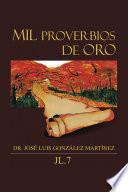Libro de Mil Proverbios De Oro