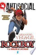 Libro de Rockboy Y La Rebelión De Las Chicas