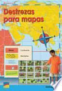 Libro de Destrezas Para Mapas