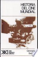 Libro de Historia Del Cine Mundial