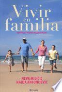 Libro de Vivir En Familia