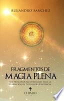 Libro de Fragmentos De Magia Plena