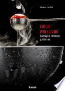 Libro de Cocina Molecular
