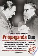 Libro de Propaganda Due