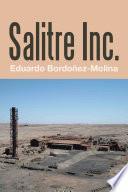 Libro de Salitre Inc.