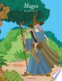 Libro de Magos Libro Para Colorear 1