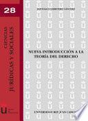 Libro de Nueva Introducción A La Teoría Del Derecho