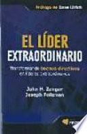 Libro de El Lider Extraordinario