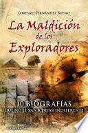 Libro de La Maldición De Los Exploradores