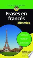 Libro de Frases En Francés Para Dummies