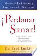 Libro de Perdonar Es Sanar!