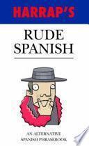 Libro de Harrap S Rude Spanish