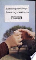 Libro de Llamada Y Existencia
