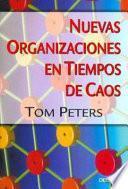 Libro de Nuevas Organizaciones En Tiempos De Caos