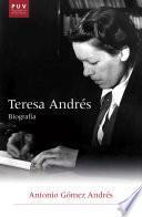 Libro de Teresa Andrés. Biografía