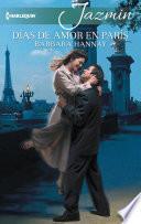 Libro de Días De Amor En París