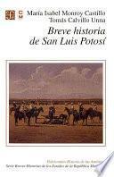 Libro de Breve Historia De San Luis Potosí