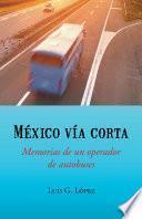 Libro de México Vía Corta