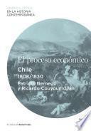 Libro de El Proceso Económico. Chile (1808 1830)