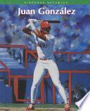 Libro de Juan Gonzalez