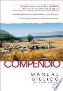 Libro de Compendio Manual Biblico De La Biblia Rvr 60